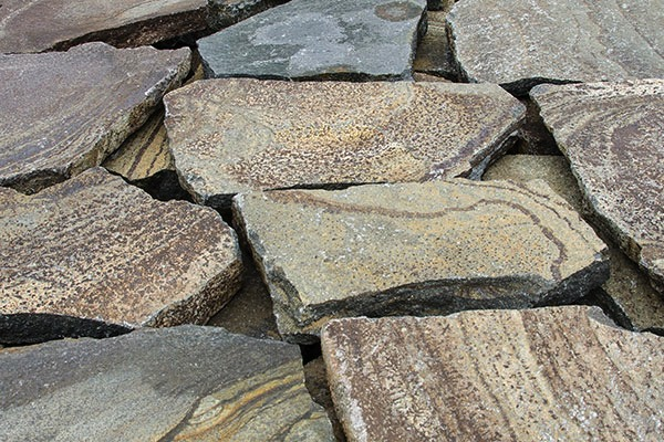 rustic falls stepstone